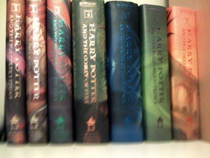 all 7 Harry Potter books