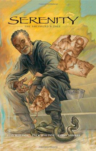Shepherd's Tale cover