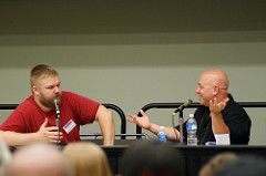 kirkman and bendis