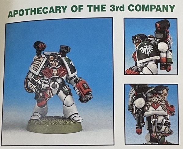 2nd edition Apothecary